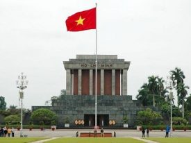 Vietnam train tour begins from Ha Noi