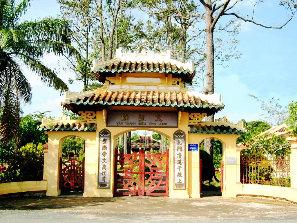 Van Thanh Mieu Temple