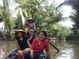 Mekong Delta 1 day tour (My Tho town – Ben Tre province a kingdom of coconut trees)