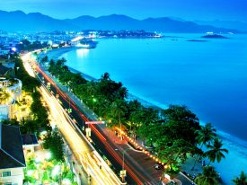 Vietnam train tour begins from Ho Chi Minh city to Nha Trang