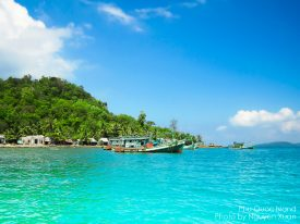 Phu Quoc Island to Ho Chi Minh city via Mekong Delta tour 3 days 2 nights